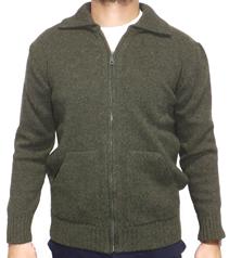 Blouson tricotée