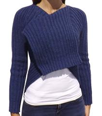Cardigan tricotée Veneza