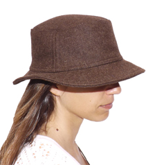 Chapéu em Burel